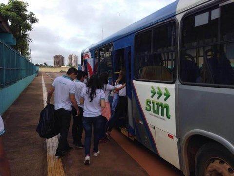 Novidade: Moovit chega às linhas do consórcio SIM em Porto Velho
