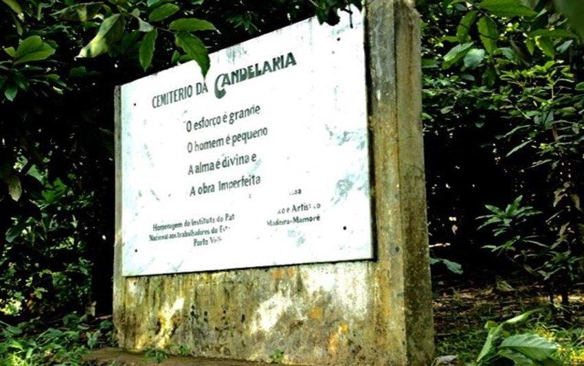 Inadiável desafio: transformar a Candelária em memorial aos pioneiros da Estrada de Ferro Madeira-Mamoré