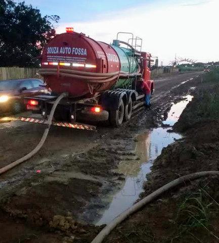 Secretaria de Meio Ambiente atua rápido e evita poluição de rio em Machadinho - Gente de Opinião