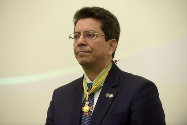 Ricardo Leite teve o cargo suspenso - Albino Oliveira/Ascom Ministério do Trabalho - Gente de Opinião