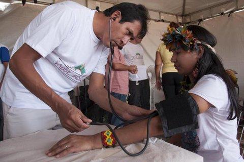 Conferência de Saúde Indígena é realizada em Cacoal