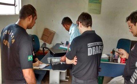 Operação Aprendiz prende dois suspeitos de emitir certificados falsos em Porto Velho