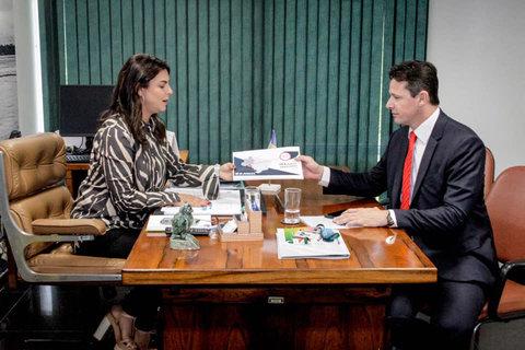 Mariana Carvalho apresentou decreto para sustar portaria da Aneel que autoriza aumento de energia, logo quando soube do reajuste na quarta – feira