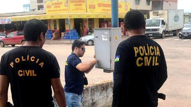 Corrupção:  Secretário municipal de Porto Velho e empresário são presos pela Polícia Civil - Gente de Opinião