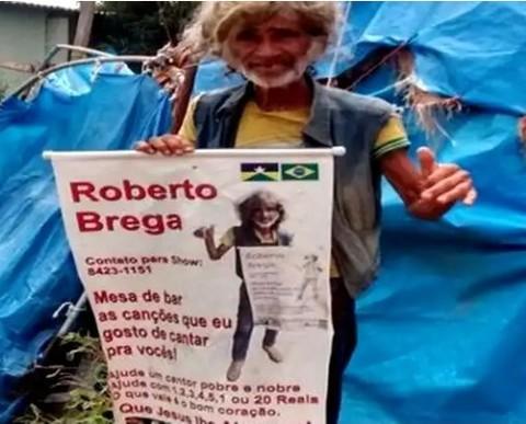 O SONHO ACABOU - Roberto Brega