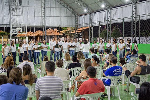 CANTATA DE NATAL COM CORAL DA ENERGIA SUSTENTÁVEL DO BRASIL DESPERTA EMOÇÃO NO PÚBLICO - Gente de Opinião