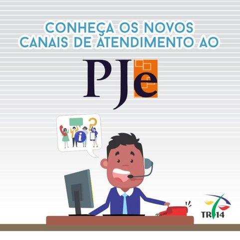Suporte do PJe do TRT de Rondônia e Acre ganha novos canais de atendimento a partir de 2 de janeiro - Gente de Opinião