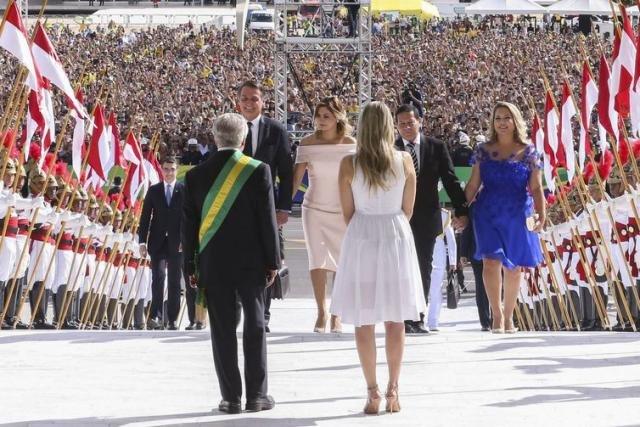 Veja os principais momentos da posse de Jair Bolsonaro, 38º presidente do Brasil - Gente de Opinião