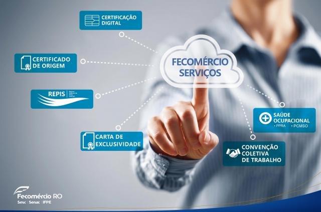 Fecomércio-RO facilita serviços a empresários de todo o Estado - Gente de Opinião