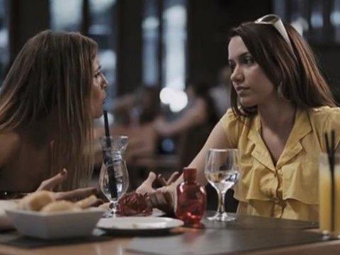 """Atriz Cristina Lago grava vídeo convidando rondonienses para assistirem episódio de """"Terrores Urbanos"""" protagonizado por ela"""