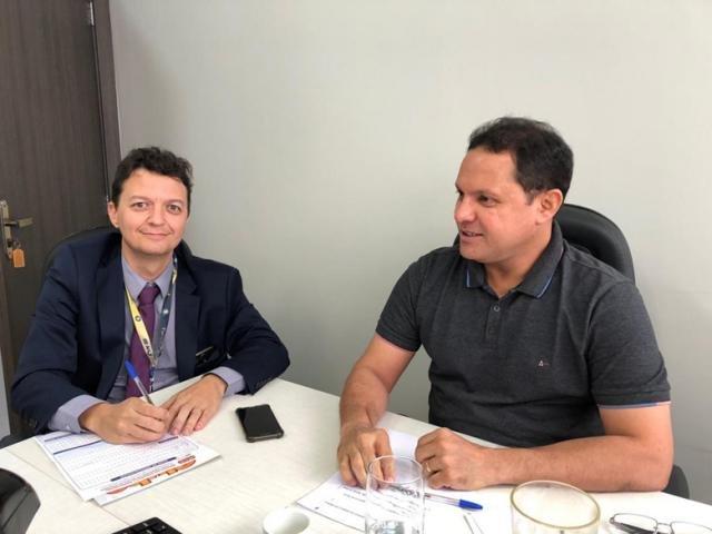 Novo superintendente do BB em Rondônia visita Sindicato, que cobra soluções para os problemas enfrentados nas agências - Gente de Opinião