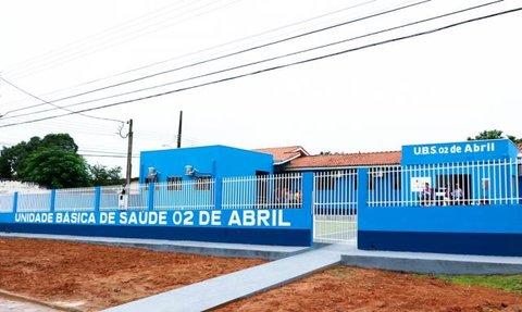 Ji-Paraná: Rede Básica de Saúde atendeu 145 mil pessoas em 2018