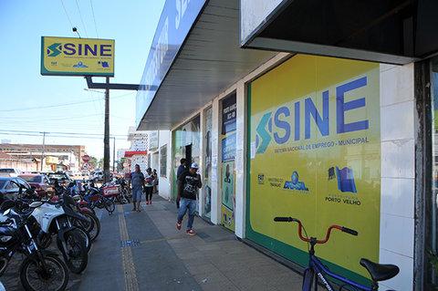 Porto Velho: Sine Municipal oferta cursos profissionalizantes em mais de 10 áreas