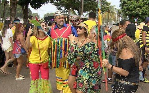 Lenha na Fogueira: Sesc abre inscrição para Projeto Laboratório Cultural em 5 linguagens - Bloco Pirarucu do Madeira Recusa apoio municipal