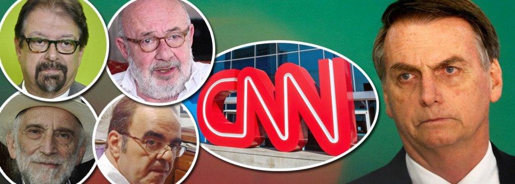 CNN BRASIL: JORNALISTAS CELEBRAM, MAS COBRAM INDEPENDÊNCIA - Gente de Opinião