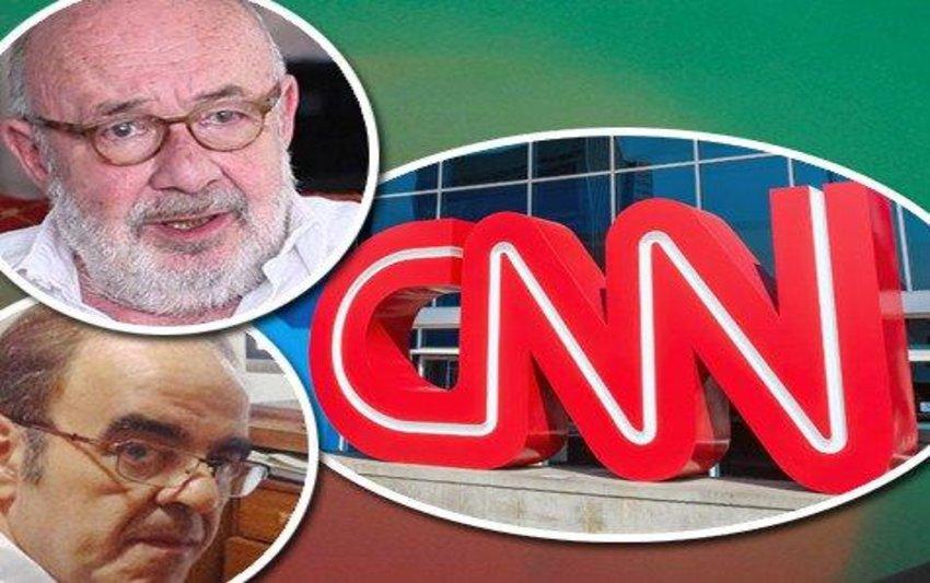 CNN BRASIL: JORNALISTAS CELEBRAM, MAS COBRAM INDEPENDÊNCIA