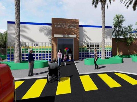 Prefeito de Candeias do Jamari assina contratos para reforma de hospital e construção de novo laboratório