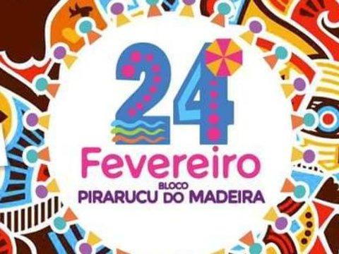 BLOCO PIRARUCU DO MADEIRA COMPLETA 26 ANOS E ANUNCIA HOMENAGEM ÀS ESCOLAS DE SAMBA