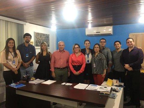 Sebrae e Prefeitura de Porto Velho debatem atualizações para o MEI