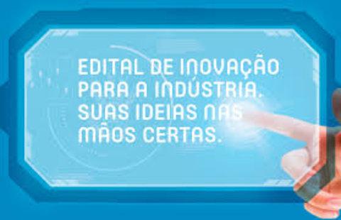 Edital de Inovação para a Indústria divulga três  chamadas para startups no valor de R$ 13 milhões