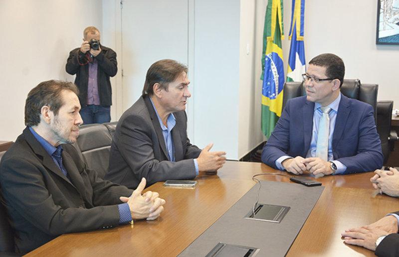 Governador Marcos Rocha afirma que desenvolver comércio faz parte das estratégias para aquecer a economia de Rondônia