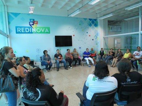 Curso é ofertado para futuros empreendedores a serem incubados em Porto Velho