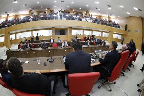 Deputados derrubam Veto a Projeto que cria o Instituto de Terras de Rondônia
