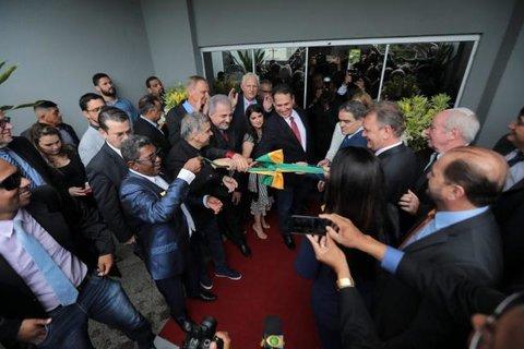 Assembleia Legislativa Inaugura a nova sede