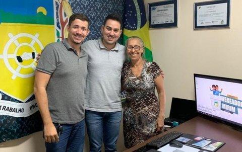 Vereador de Cacoal, Pedro Rabelo, se destaca nas redes sociais pela forma transparente de atuar