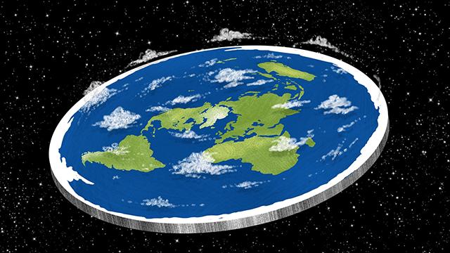 """""""A Terra é plana"""" - Gente de Opinião"""