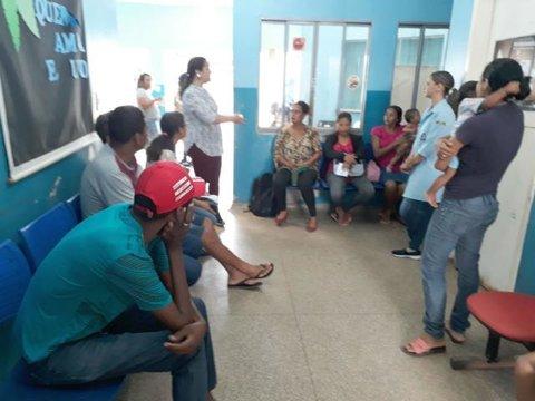 Porto Velho: Semusa realiza palestras em unidades de saúde do Município