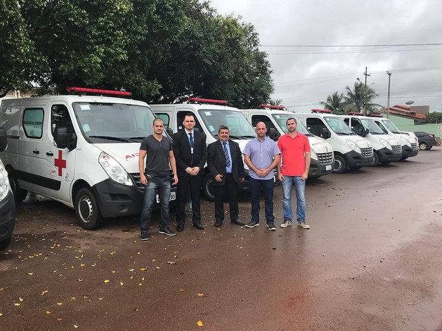 Acordo de R$ 5 milhões na Justiça do Trabalho garante a entrega de ambulâncias a municípios de Rondônia - Gente de Opinião