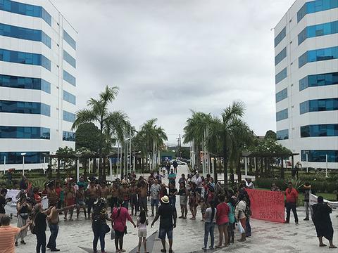 Rondônia: Governador Marcos Rocha não recebe indígenas que denunciam invasões em suas terras
