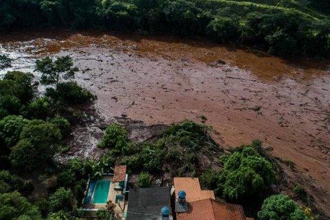 Brumadinho: Assista ao vídeo do momento do rompimento da barragem