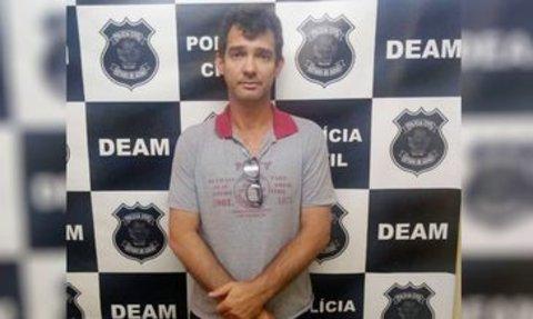 Sandro de Oliveira, filho de João de Deus, é preso em Anápolis (GO)