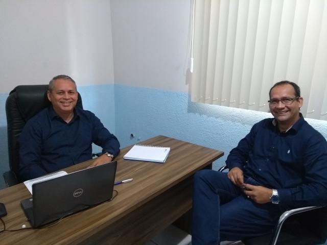 CRA-RO e Sebrae discutem parcerias - Gente de Opinião