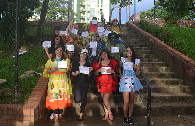 OFICINA DE TEATRO PARA EDUCADORES - Gente de Opinião