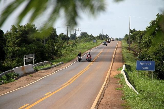 Ministro da Infraestrutura se compromete a recuperar e asfaltar a BR-319 - Gente de Opinião