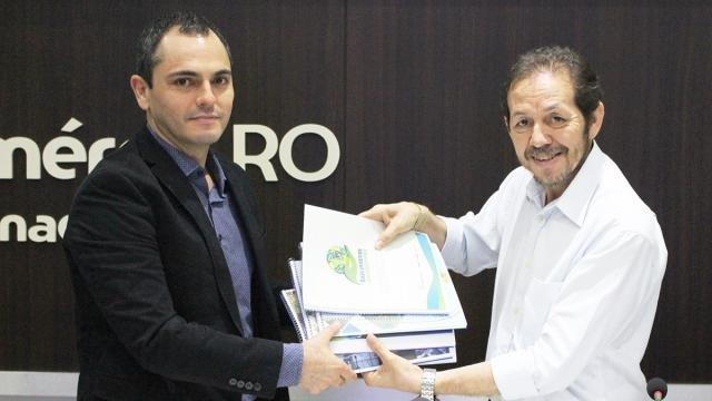 Fecomércio – RO apresenta proposta para o Desenvolvimento Aéreo de Rondônia - Gente de Opinião