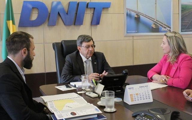 Recuperação da ponte de Riozinho, em Cacoal, começará até junho, diz DNIT à deputada Jaqueline Cassol - Gente de Opinião