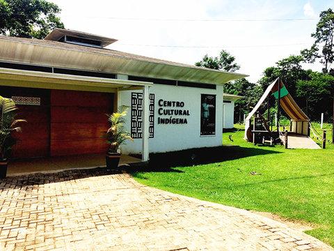 Complexo Turístico da Igreja de Santo Antônio e Museu Rondon é uma das grandes atrações da cidade