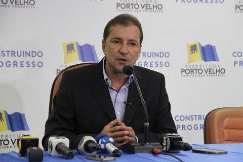 Prefeito Hildon Chaves se reúne com nova bancada federal em Brasília