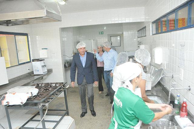 Porto Velho: Município amplia em 100% o recurso destinado à merenda escolar - Gente de Opinião
