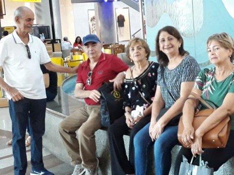 Ausência - De Rondônia para o Ceará - Euro Tourinho aposenta sua habilitação