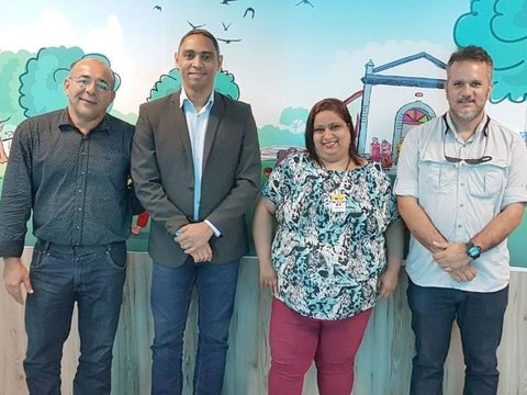 Semdestur e Setur iniciam tratativas para o desenvolvimento do Turismo