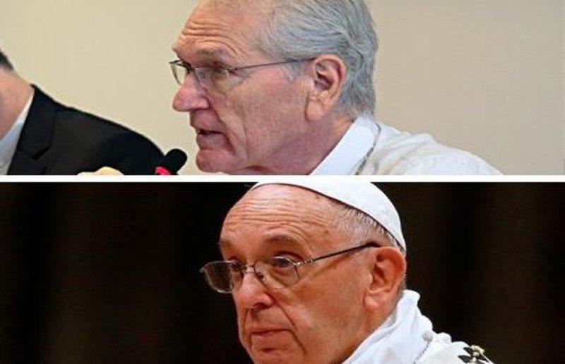 "Igreja Católica reage à ofensiva do governo: Evaristo Pascoal Spengler. ""Só vimos na ditadura"""