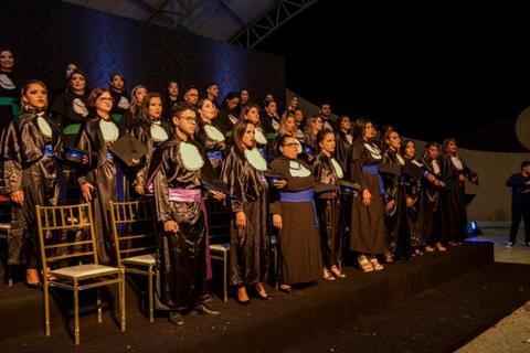 Faculdade Metropolitana realiza colação de grau dos cursos de Educação Física, Gestão em Segurança Privada, Letras, Música, Pedagogia e Radiologia