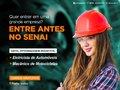 Senai oferece cursos gratuitos de  aprendizagem industrial na Capital