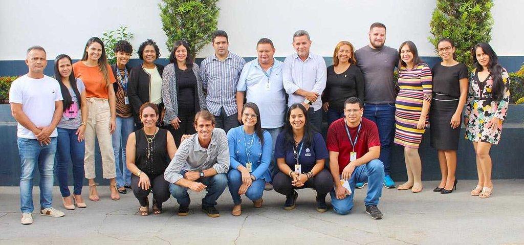 Colaboradores do Sistema Fecomércio/RO participam da 4º etapa de implantação do Programa ECOS de Sustentabilidade - Gente de Opinião