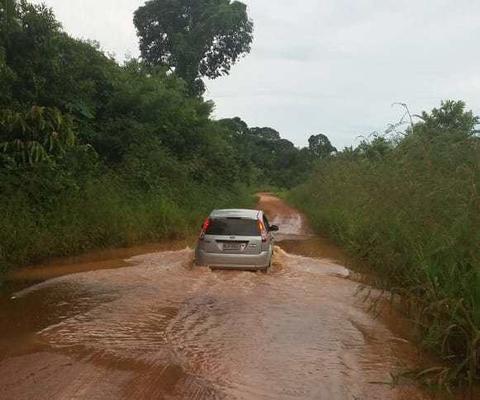 Acre e distritos de Porto Velho correm risco de isolamento por causa das chuvas